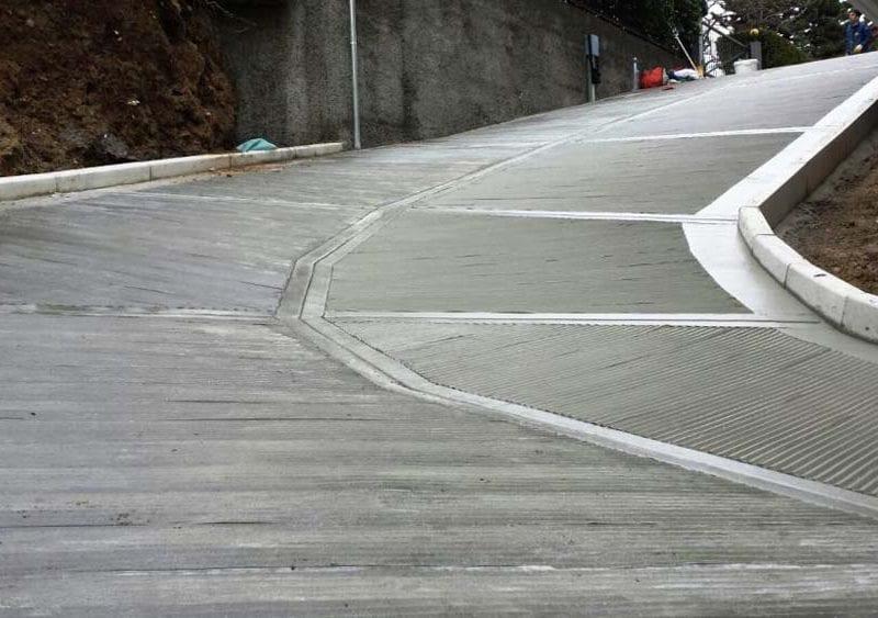 Rampa Carrabile Milano Pavimento In Cemento Milano